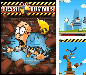 In addition to the game Take secretary 2 for mobile phone, you can download mobile game Crash Test Dummies for free.