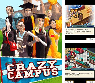 Download free mobile game: Crazy Campus - download free games for mobile phone.