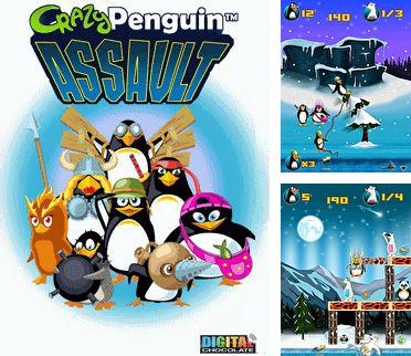 In addition to the game Star Wars: Imperial Ace 3D for mobile phone, you can download mobile game Crazy penguin assault for free.
