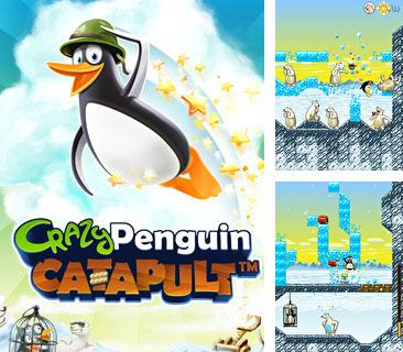 In addition to the game Luigi puzzle for mobile phone, you can download mobile game Crazy Penguin Catapult for free.