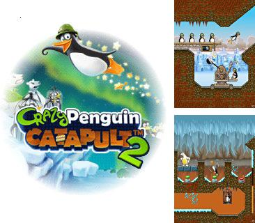 In addition to the game 4-in-1 Classic arcade collection for mobile phone, you can download mobile game Crazy Penguin Catapult 2 for free.