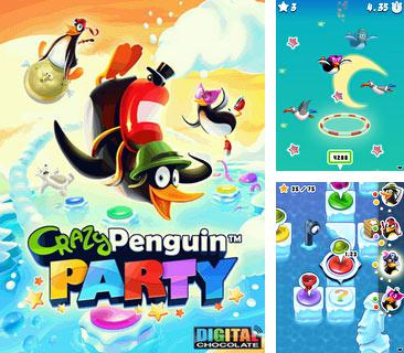 In addition to the game Dirty Jack: Queen of роrn for mobile phone, you can download mobile game Crazy Penguin Party for free.