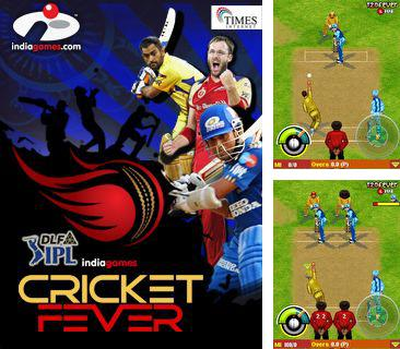 In addition to the game War of glory: Tower defender for mobile phone, you can download mobile game Cricket Fever IPL 2012 for free.