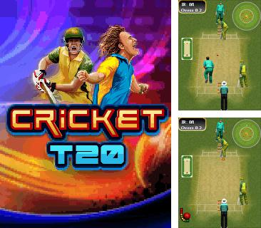 In addition to the game Galaxy on fire for mobile phone, you can download mobile game Cricket T20 for free.