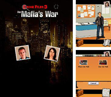 In addition to the game Marriage interactive for mobile phone, you can download mobile game Crime files 3: The mafia's war for free.