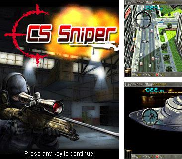 In addition to the game Goosy Pets Croc for mobile phone, you can download mobile game CS Sniper for free.