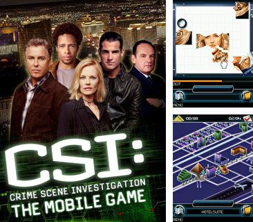 In addition to the game CSI: Crime Scene Investigation The Mobile Game for Android, you can download other free Android games for Samsung Galaxy A3 SM-A320F.