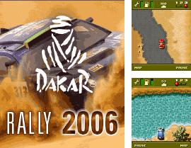 Download free mobile game: Dakar 2006 - download free games for mobile phone.