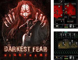 In addition to the game 3 in 1 Card Games for mobile phone, you can download mobile game Darkest Fear 3 Nightmare for free.