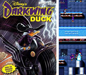 In addition to the game Lines 98 for mobile phone, you can download mobile game Darkwing Duck for free.