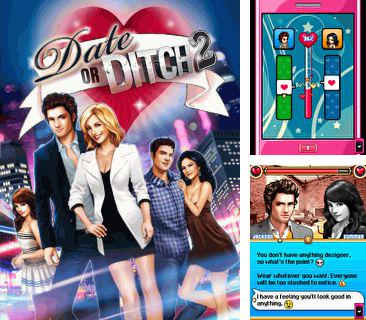 Download free mobile game: Date or Ditch 2 - download free games for mobile phone.