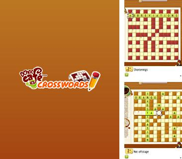 Download free mobile game: DChoc Cafe: Crosswords - download free games for mobile phone.