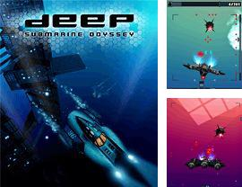 In addition to the game Ski Jumping 2012 3D for mobile phone, you can download mobile game Deep 3D for free.