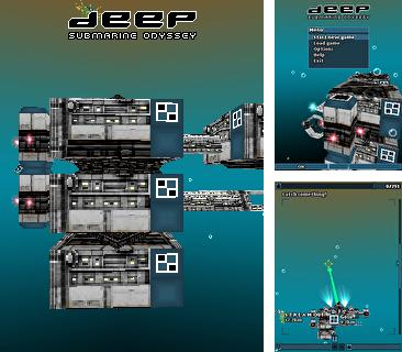 In addition to the game Galaxy on fire for mobile phone, you can download mobile game Deep 3D: Submarine odyssey for free.