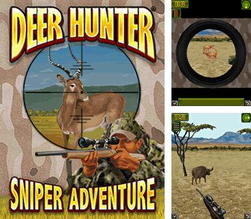 In addition to the game Strip-o-Block for mobile phone, you can download mobile game Deer Hunter 5 Sniper Adventure for free.