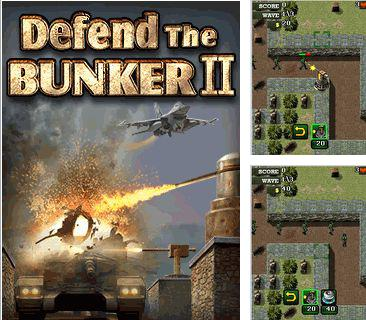 In addition to the game Plants vs Zombies for mobile phone, you can download mobile game Defend The Bunker 2 for free.