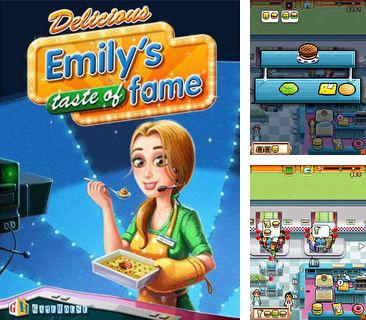 Download free mobile game: Emily's Taste of Fame - download free games for mobile phone.