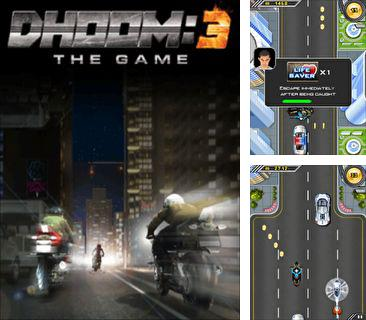 In addition to the game Real Football Manager 2013 for mobile phone, you can download mobile game Dhoom 3: The game for free.