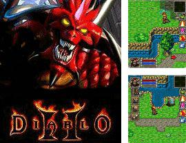 In addition to the game Liquid crystal for mobile phone, you can download mobile game Diablo 2 for free.