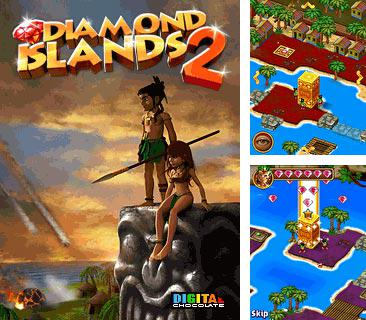 In addition to the game Marriage interactive for mobile phone, you can download mobile game Diamond Islands 2 for free.