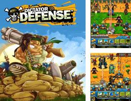 In addition to the game Роrn manager 2: The villa for mobile phone, you can download mobile game Dictator Defense for free.