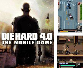 In addition to the game World strikers for mobile phone, you can download mobile game Die hard 4.0 for free.