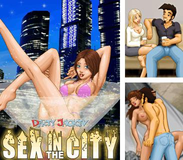 In addition to the game Bikini bubbles: Amy Rose for mobile phone, you can download mobile game Dirty Jack: Sех in the City for free.