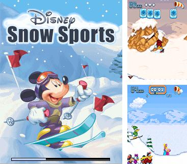 In addition to the game Christmas memo: Sanja for mobile phone, you can download mobile game Disney Snow Sports for free.