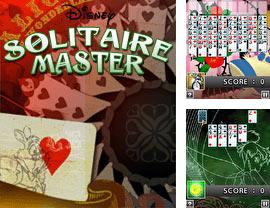 Download free mobile game: Disney Solitaire Master - download free games for mobile phone.