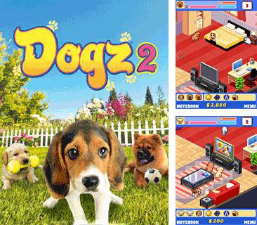 Download free mobile game: Dogz 2 - download free games for mobile phone.