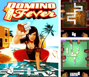 Download free mobile game: Domino Fever - download free games for mobile phone.