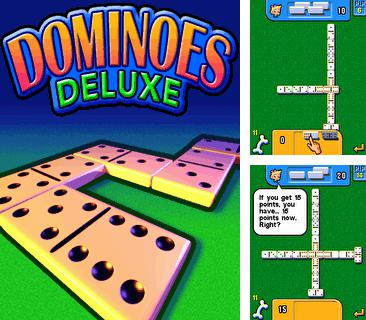 Download free mobile game: Dominoes deluxe - download free games for mobile phone.
