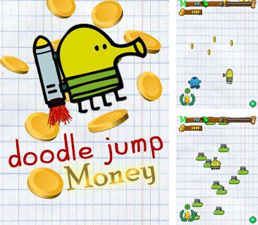 In addition to the game Bobble Blast Deluxe for mobile phone, you can download mobile game Doodle Jump: Money for free.