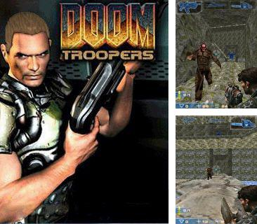 In addition to the game Two Cars for mobile phone, you can download mobile game Doom Troopers: Reload for free.