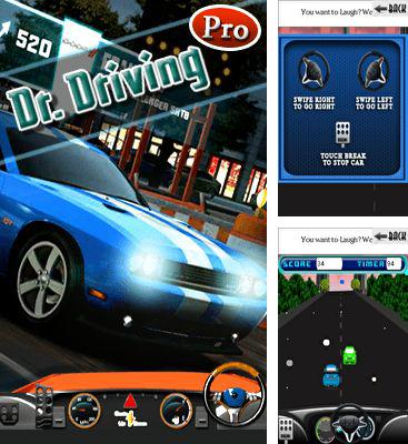 In addition to the game Krazy kart riders for mobile phone, you can download mobile game Dr. driving pro for free.