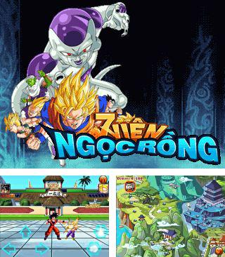 In addition to the game Brick mania for mobile phone, you can download mobile game Dragon ball 7 nien for free.