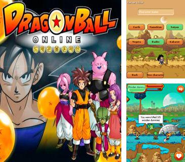 In addition to the game Heavy Tanks for mobile phone, you can download mobile game Dragon ball online for free.