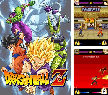 In addition to the game Galazer Deluxe for mobile phone, you can download mobile game Dragon ball Z for free.