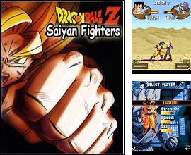 In addition to the game Ultimate Survivors for mobile phone, you can download mobile game Dragon ball Z: Saiyan fighters for free.