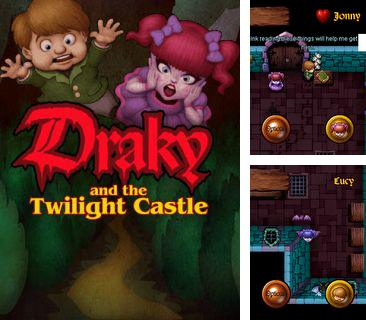 In addition to the game JmeCraft: Minecraft for mobile phone, you can download mobile game Draky and The Twilight Castle for free.