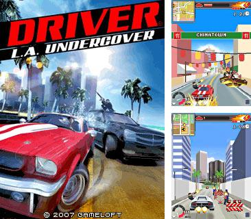 In addition to the game Elkware's Backgammon for mobile phone, you can download mobile game Driver L.A.Undercover for free.