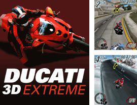 In addition to the game Reggie 3: Riboud warriors for mobile phone, you can download mobile game Ducati 3D Extreme for free.