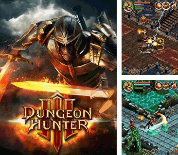 In addition to the game Ski Jumping 2012 3D for mobile phone, you can download mobile game Dungeon Hunter 3 for free.