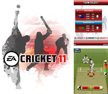 In addition to the game Girls Gone Wild for mobile phone, you can download mobile game EA Cricket 2011 for free.