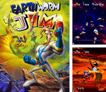 In addition to the game Happy Woodman for mobile phone, you can download mobile game Earthworm Jim for free.