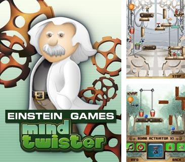 In addition to the game Chick Breaker Deluxe for mobile phone, you can download mobile game Einsteins: Mind Twister for free.
