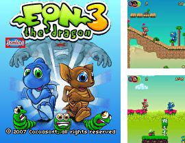 In addition to the game High School Days 2 for mobile phone, you can download mobile game Eon The Dragon 3 for free.