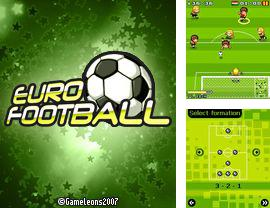 In addition to the game Bad Girl: Beach Party for mobile phone, you can download mobile game Euro Football for free.