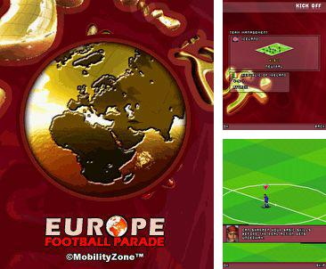 Download free mobile game: Europe Football Parade - download free games for mobile phone.