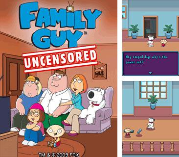 In addition to the game Juiced Eliminator for mobile phone, you can download mobile game Family Guy: Uncensored for free.